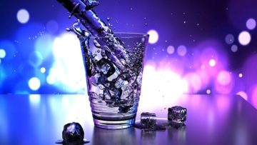 water Present in the Body May Lessen the Physical Strain