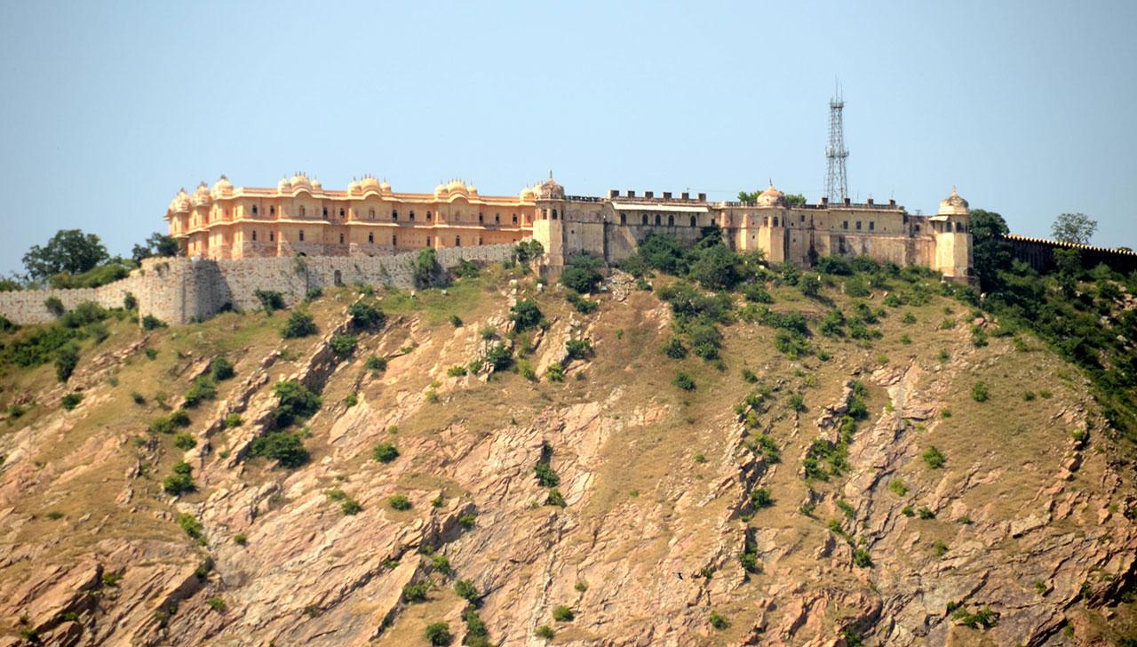 Fort Nahargarh Jaipur