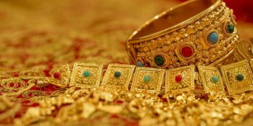 Indian Airport Customs Duty on Gold Import