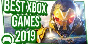 Top 10 Best Xbox games in 2019