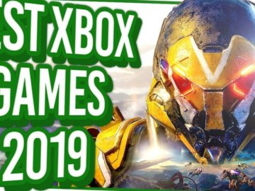 Top 10 Best Xbox games in 2019