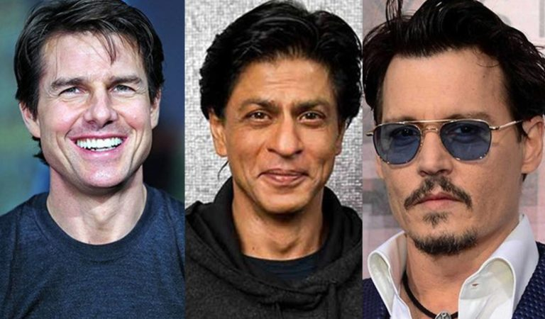 Top 10 Richest Actors In The World in 2019