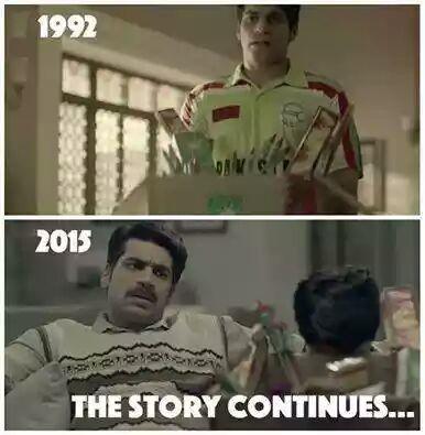 1992 to 2019 india pakistan mauka mauka continues