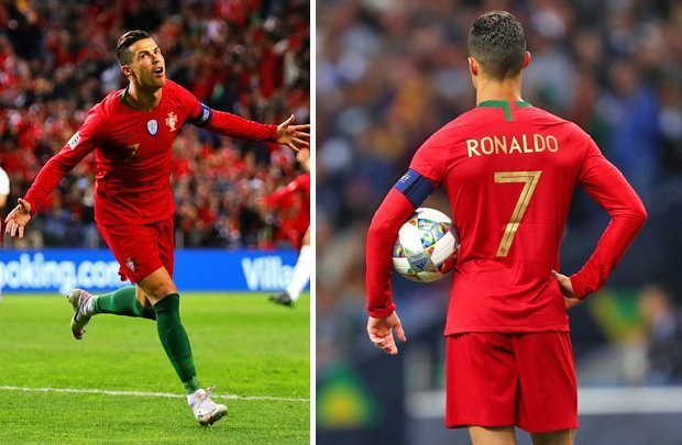 Cristiano Ronaldo best football player in the world