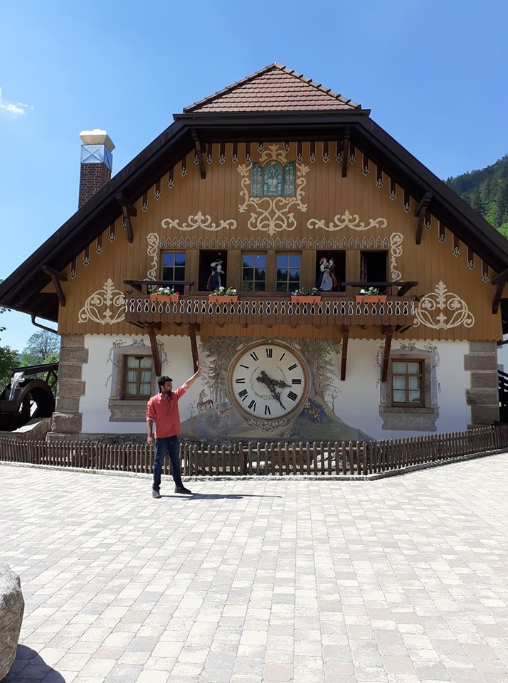 Cuckoo Clocks germany euro trip