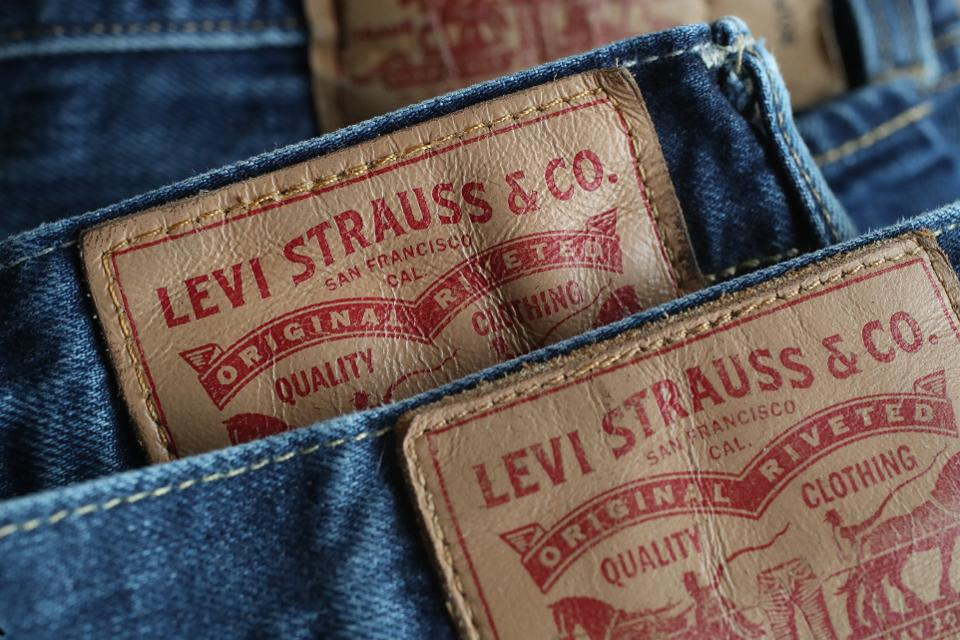 Levi Strauss for mens