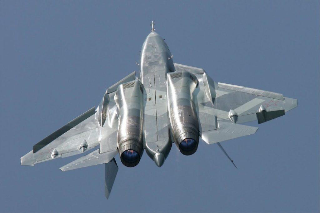 Sukhoi Su-57: