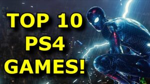 Top 10 Best PS4 Games in 2019
