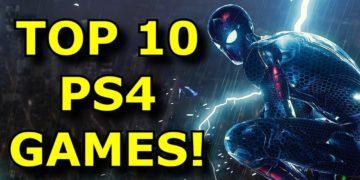 Top 10 Best PS4 Games in 2019