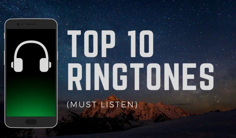 Top 10 Best Ringtones for Mobile Phones