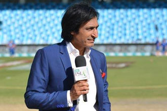 ramiz raja english