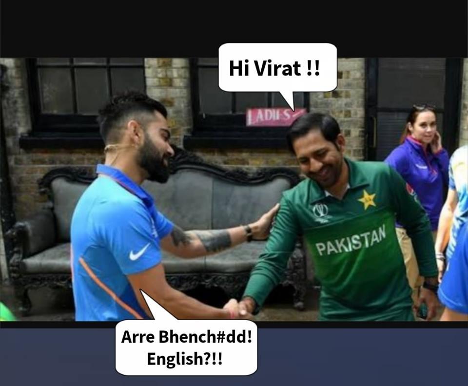 when pakistanis speak english