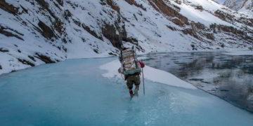Chadar Trek Zanskar