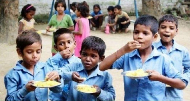 This Anganwadi in MP Converted Toilet to Kitchen to Serve Midday Meal