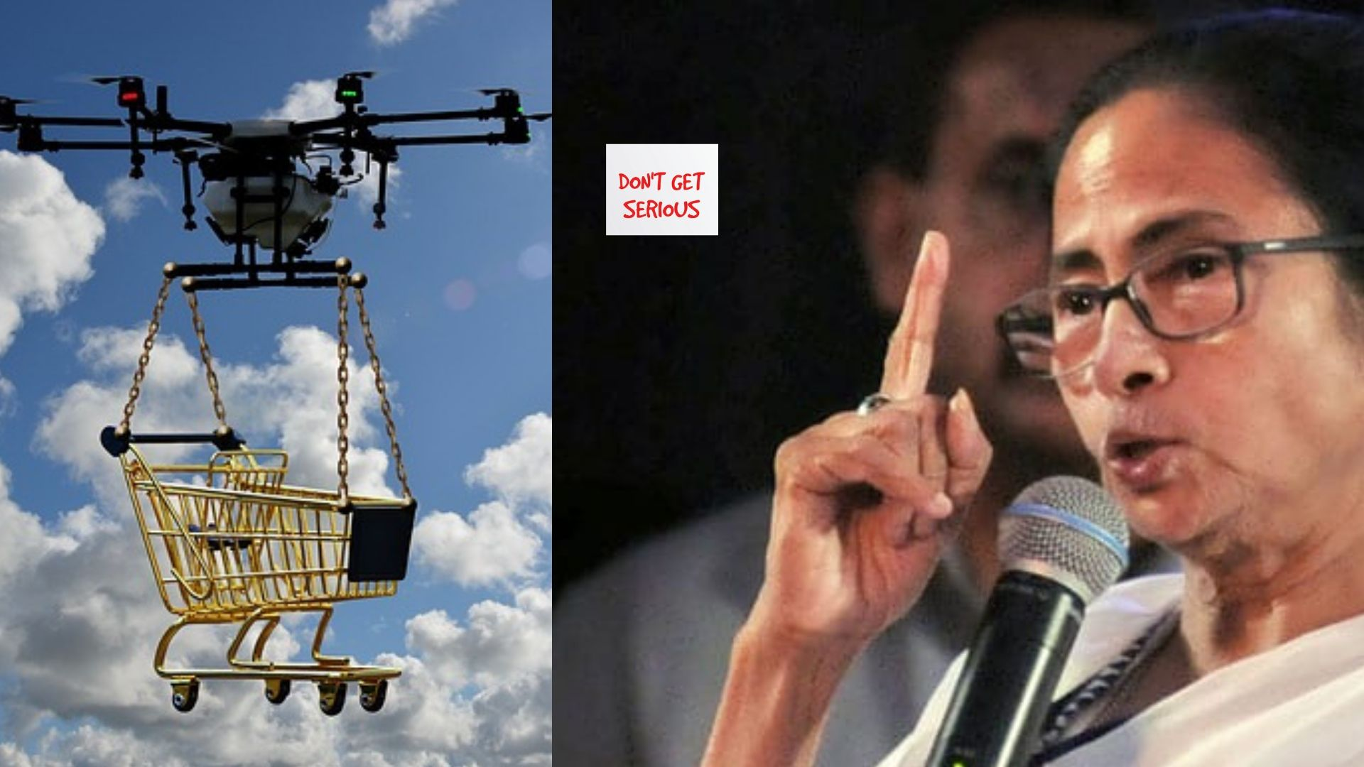 West Bengal Is Planning A Drone Delivery System for Sending Medicine