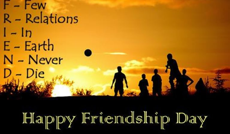 Happy Friendship Day Quotes, Wishes, Greetings Messages & SMS 2019