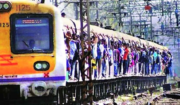 Mega Block of Suburban Trains In Mumbai : Train Routes Diverted