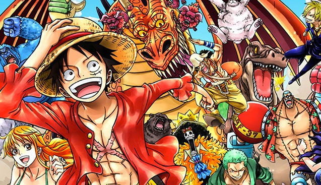 one piece is the best anime ever to be made