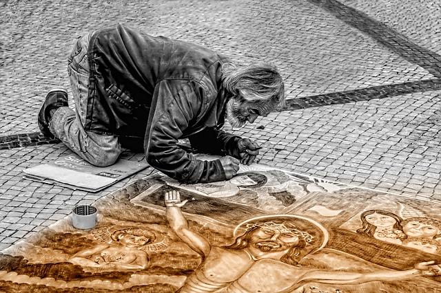 Sell art online to make money