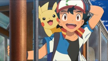 Best anime series pokemon