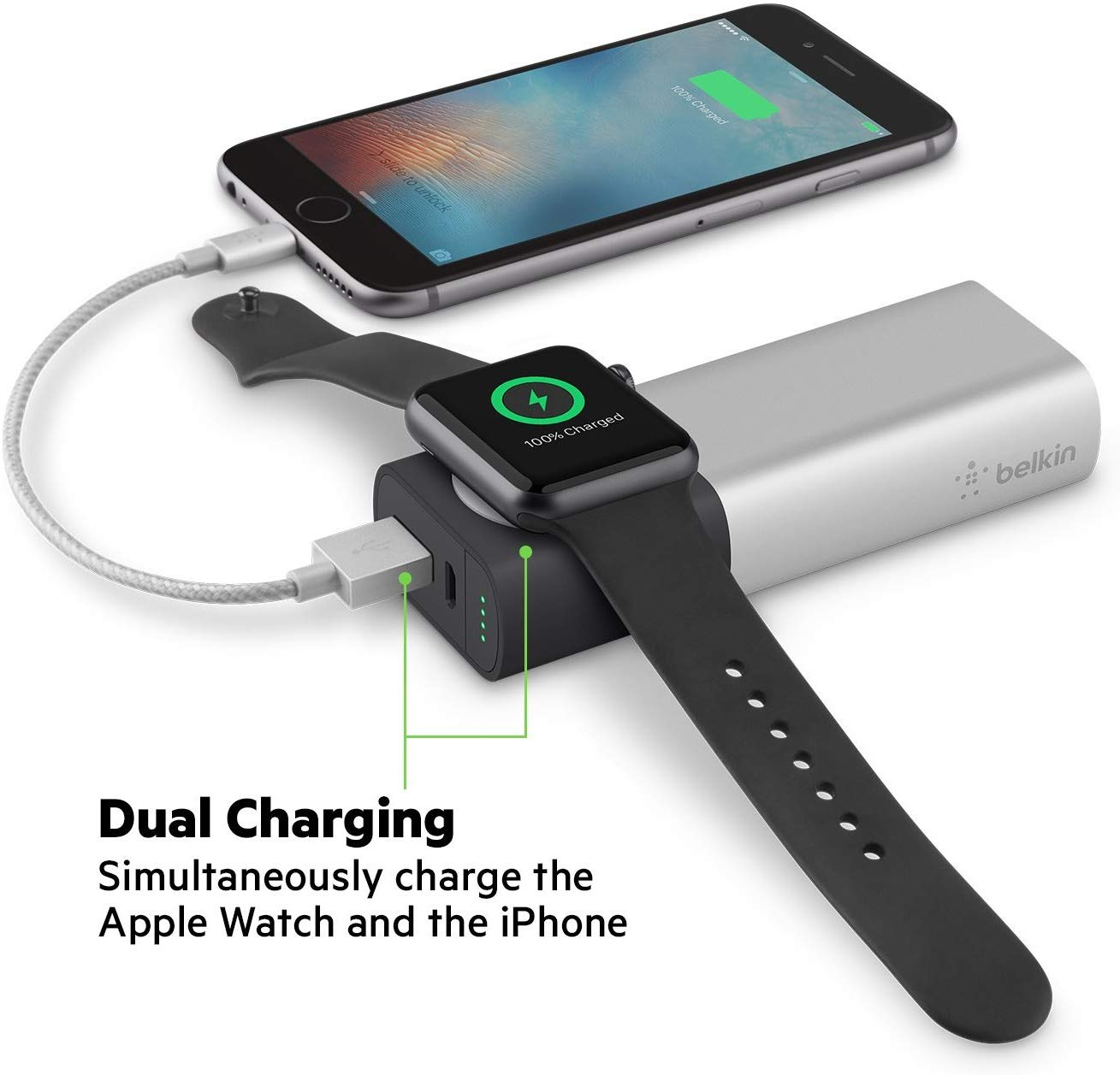buy Belkin Valet Charger Power Bank black friday deals and offers