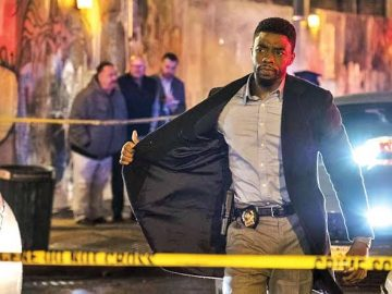 Chadwick Boseman 21 bridges movie