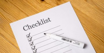 Checklist to Make Sure Your Paper Is Ready for Submission