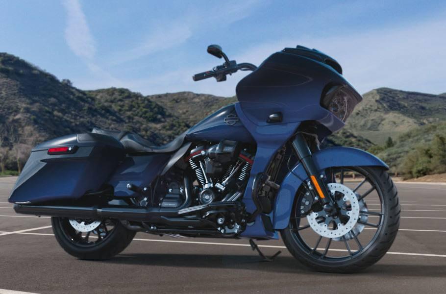 Harley Davidson CVO most expensive bike in world