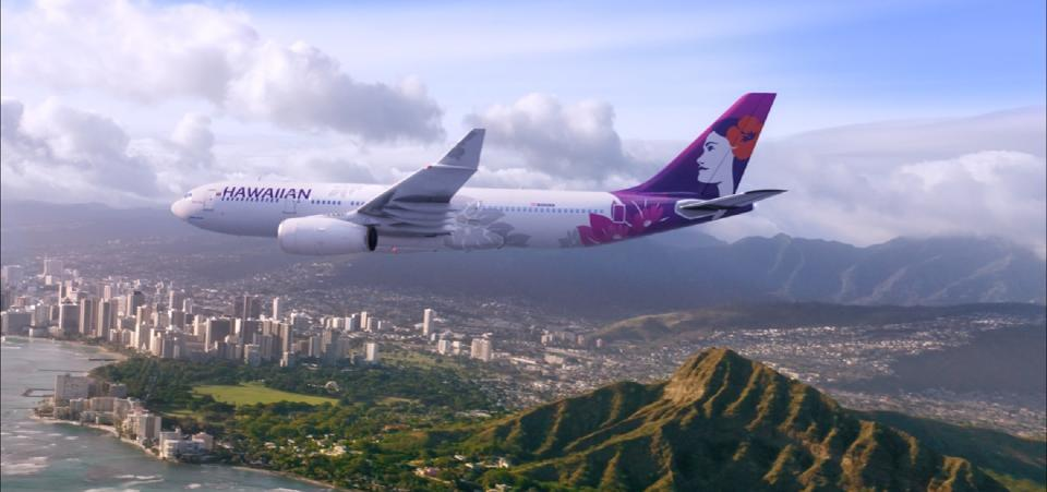 Hawaiian is the most low cost airlines