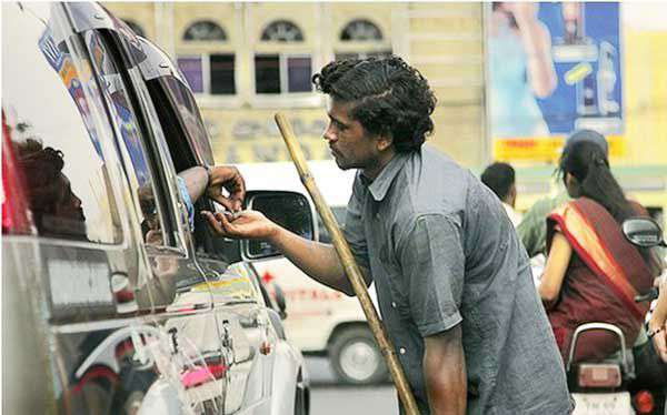Krishna Kumar Gite rich beggar from india