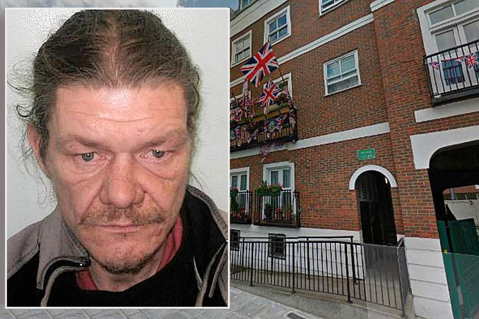 Simon Wright richest beggar in London
