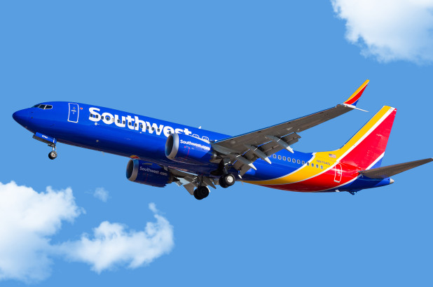 fly with Southwest airlines
