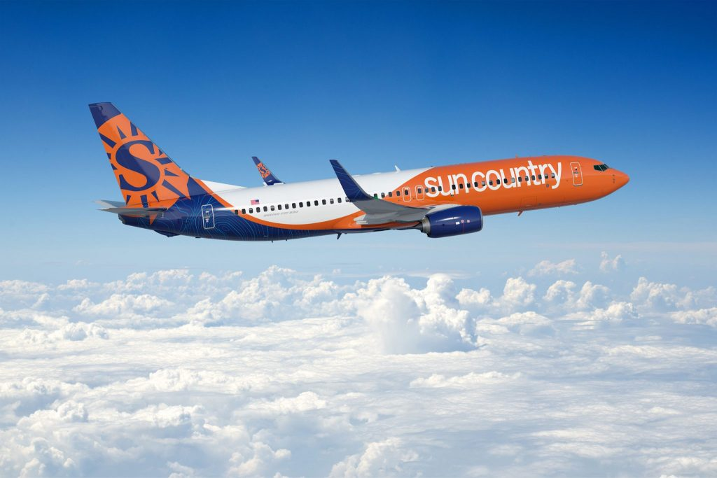 Sun country airlines cheap flights