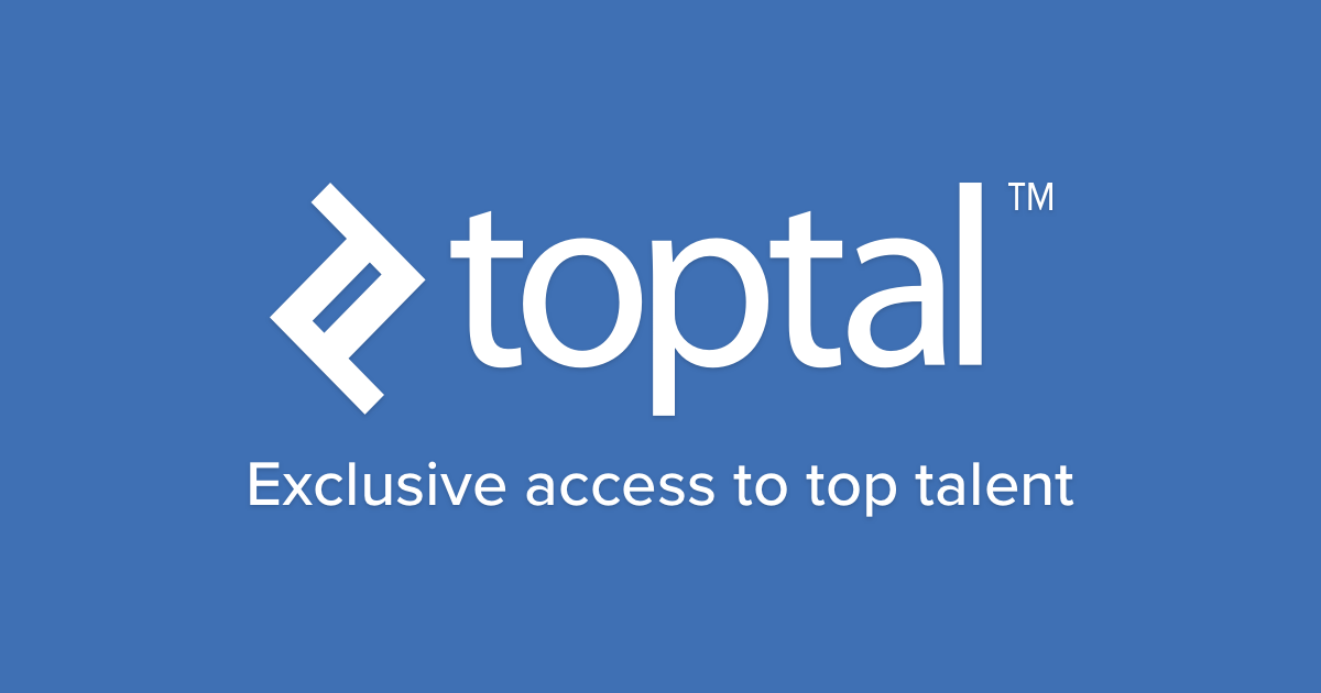 Toptal Best Freelance Websites