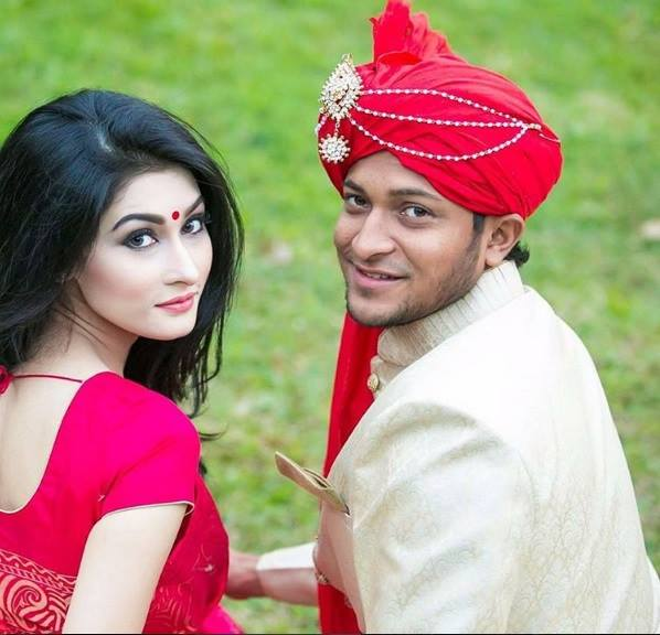 Umme Ahmed Shishir wife of Shakib Al Hasan