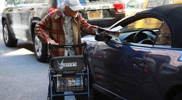 corey rich beggar in world