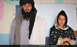 Afghan Father Travels 12 Km To Take Daughters To School, Waits 4 Hours While They Study