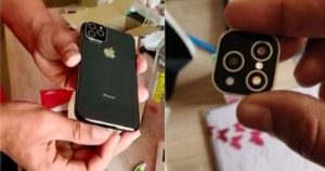 Flipkart Or Fakekart: Man Orders iPhone 11 Pro, Gets Fake Phone With Camera Sticker