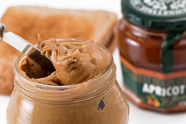Peanut Butter helps burn belly fat