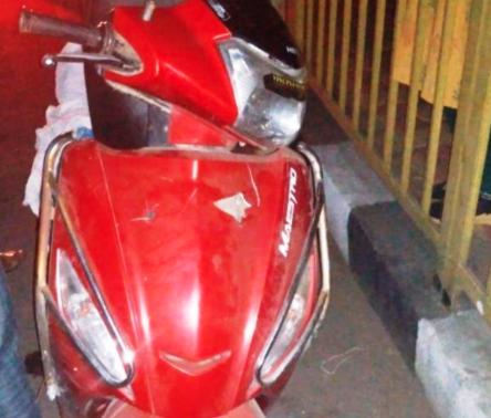 Priyanka Reddy Scooter