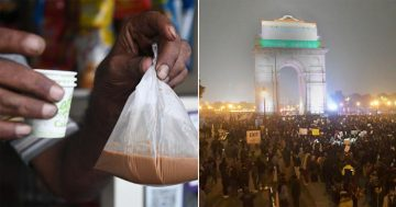 Sikh Brothers Giving Chai To Protestors In Delhi Is Winning Hearts: Reports from CAB Protests!