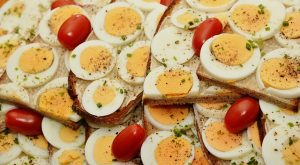 eggs cut down fat and reduce weight