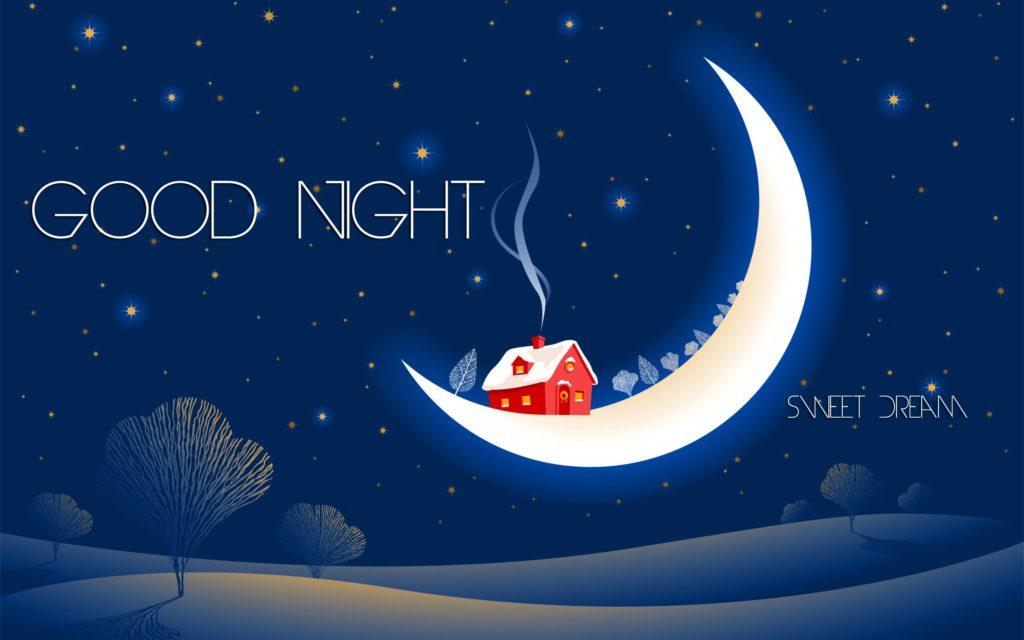 good night sweet dreams hd