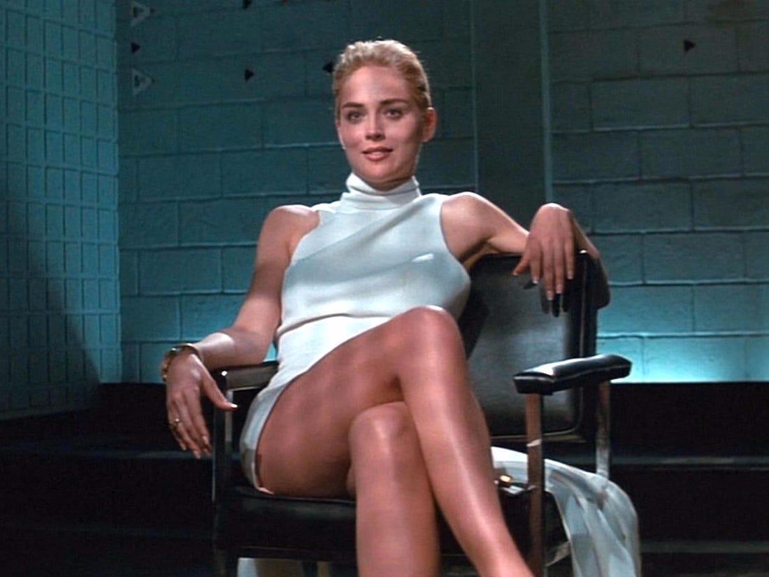 Basic Instinct best erotic movie of all time