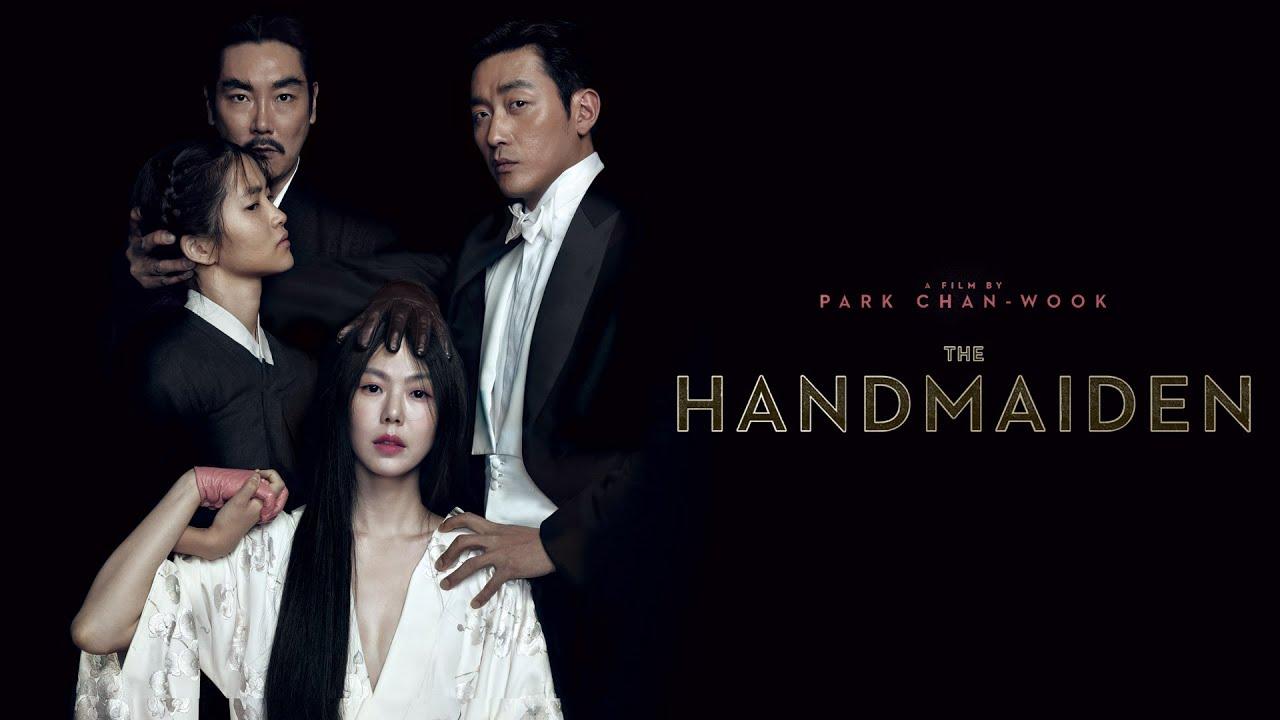 Handmaiden erotic movie