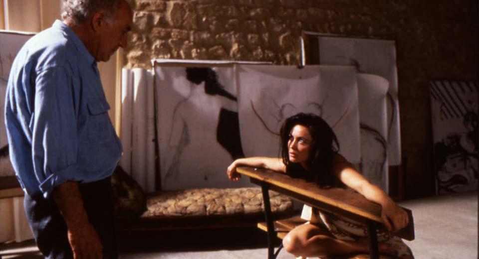 La Belle Noiseuse erotic movie