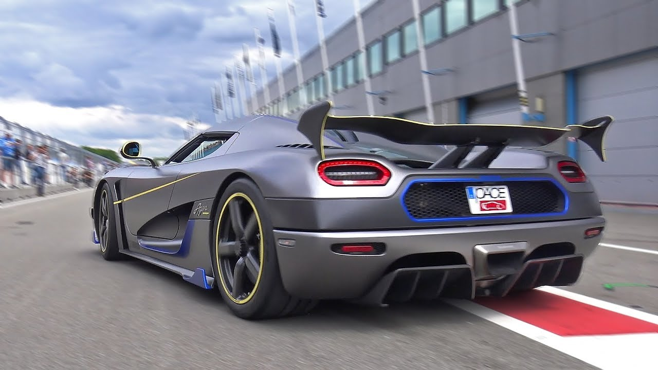 The Koenigsegg Agera RS
