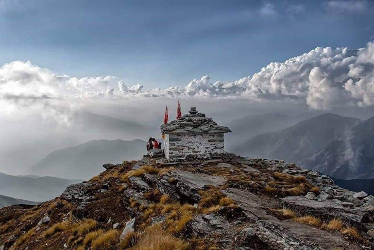 Tunganath shiva temple uttarakhand