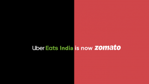 Zomato Acquires Uber Eats in India
