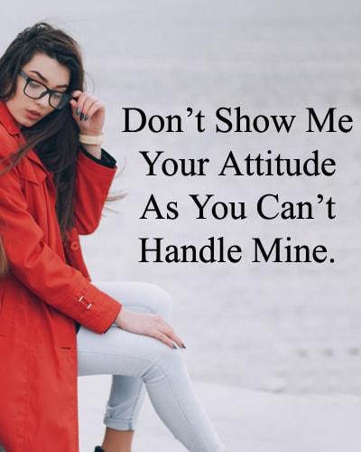attitude status for gf bf